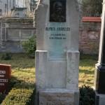 Das Grabmal von Alfred Kranzler